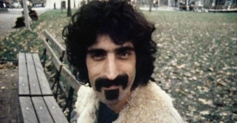Zipper on Zappa