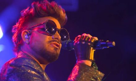 Adam Lambert Live From The Roxy – live stream review