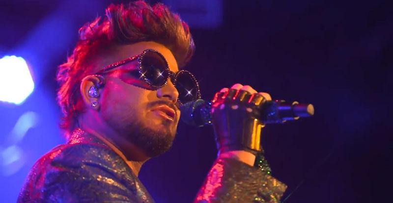 Adam Lambert Live From The Roxy – live stream review