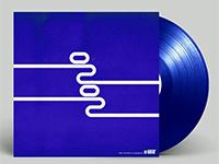Album cover artwork for vinyl record The Rubens
