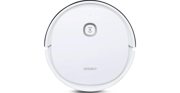 Playing with the Ecovacs Deebot U2 Floor Cleaning Robot