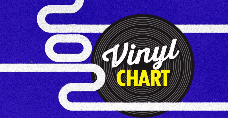 JB's vinyl chart (Feb 12 – Feb 18, 2021)