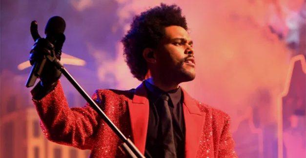 Superbowl LV halftime show: The Weeknd's sparkle hides the dark side