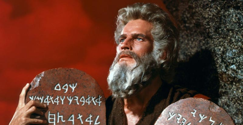 4K March 2021 - The Ten Commandments