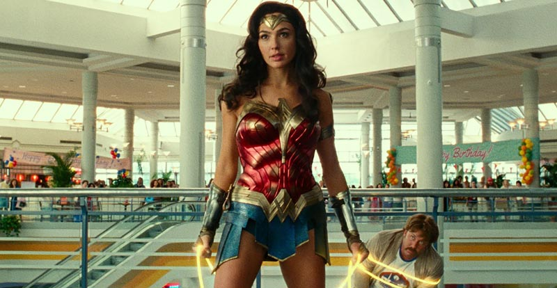 4K March 2021 - Wonder Woman 1984