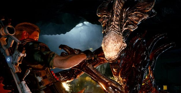 A new Aliens game is in the pipe!