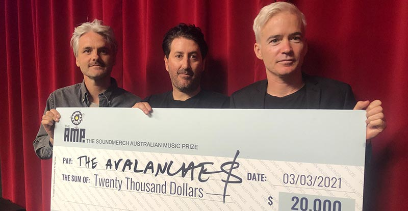 2020 AMP Awards – and the winner is… The Avalanches