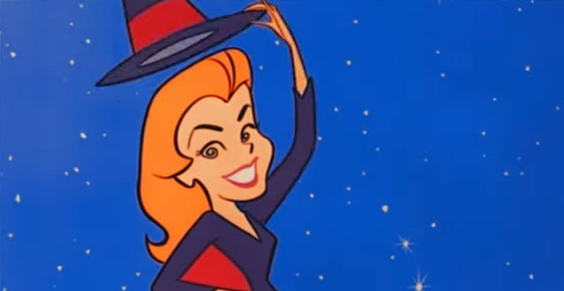 There's going to be a Bewitched movie – again