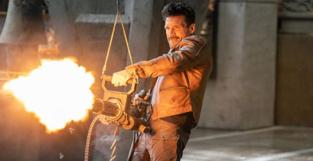 Interview with Frank Grillo – Boss Level