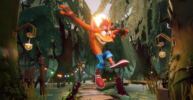 Crash Bandicoot: It's About Time crashes onto new-gen