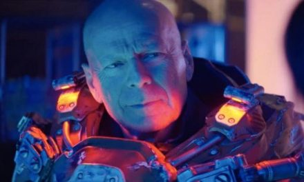 Bruce Willis committing Cosmic Sin