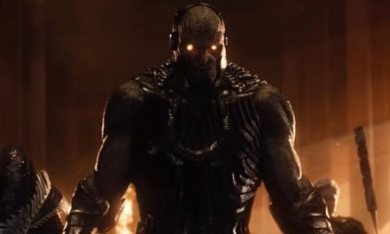The Darkseid of Zack Snyder's Justice League