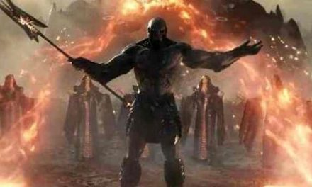 Darkseid gets some action in Zack Snyder's Justice League