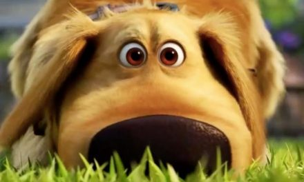 Pixar's Up – for the love of dog!