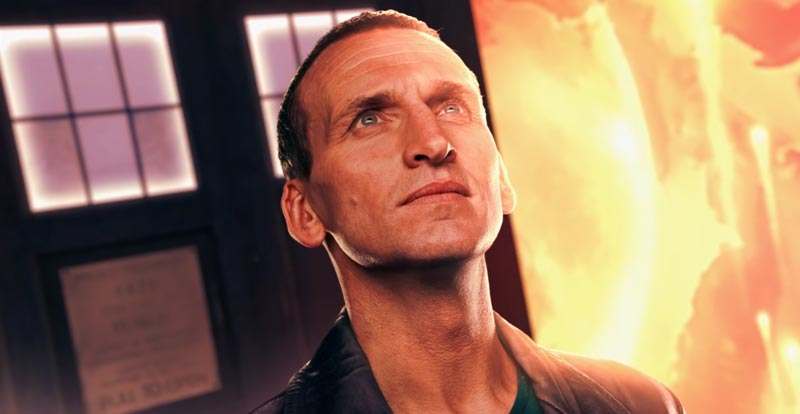 Eccleston's return to Doctor Who is almost here