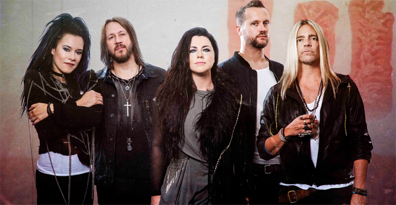 Evanescence drop 'The Bitter Truth' – and last chance for ace comp!