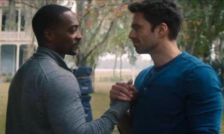 Behind the scenes with The Falcon and the Winter Soldier