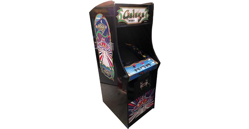 Game Changers - Galaga