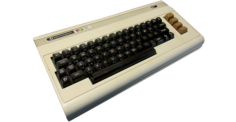 Game Changers - Commodore VIC-20