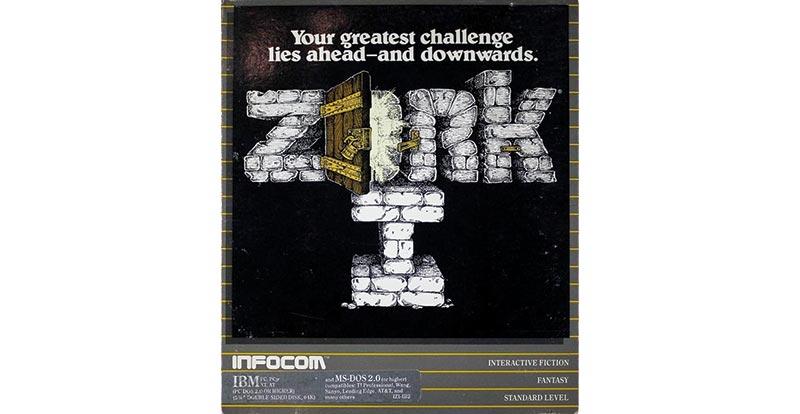 Game Changers - Zork