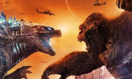 New Godzilla vs. Kong posters go big!