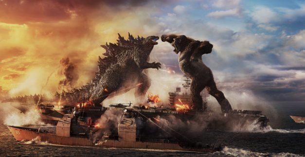 Godzilla vs. Kong – review