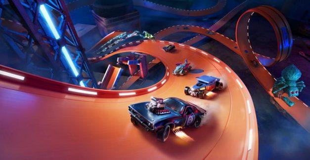 Hot Wheels unleash Hot Wheels Unleashed!