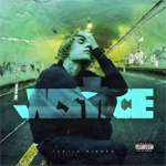 Album cover artwork for Justice by Justin Bieber