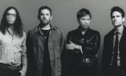 Nashville royalty Kings of Leon on their beautiful eighth album