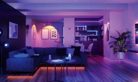 Smart Home: Light relief!