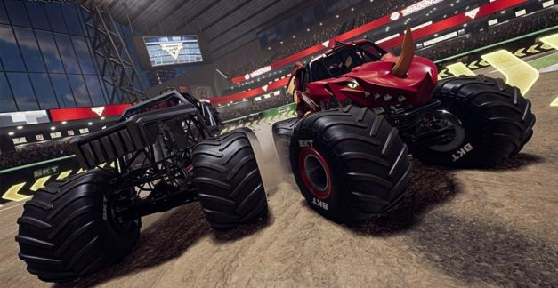 Monster Jam Steel Titans 2 – review