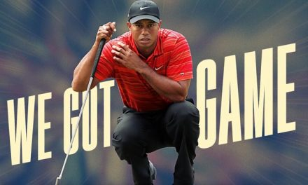 It's game on for Tiger Woods