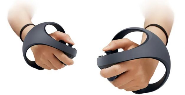 PlayStation show off PS5 VR controllers