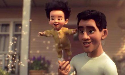 Pixar give us a pair of shorts!