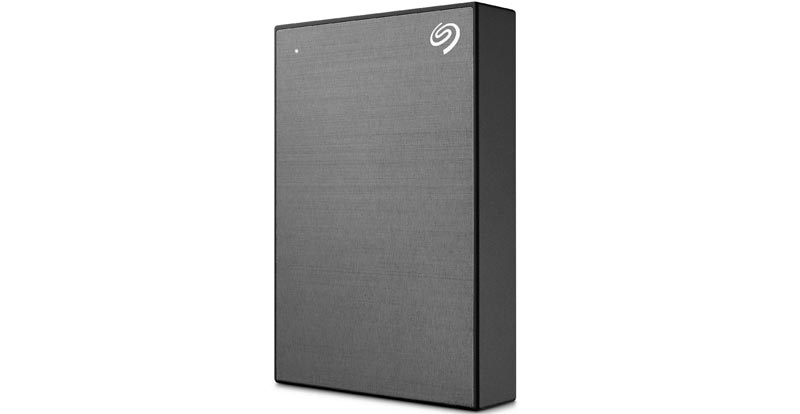 Seagate 4TB One Touch portable HDD