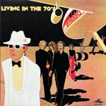 Album cover artwork for Living in the 70's by Skyhooks
