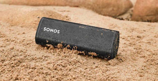 Sonos hit the road with new Roam speaker