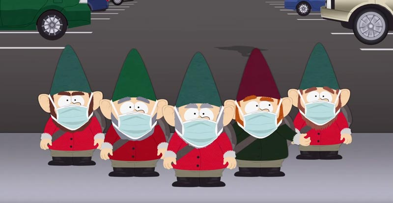 The underpants gnomes return in new South Park special!