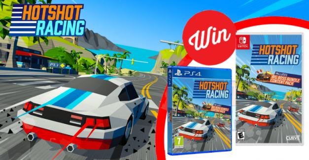 Kick it up a gear with Hotshot Racing!