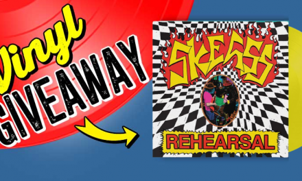 New release vinyl giveaway: 'Rehearsal' by Skegss