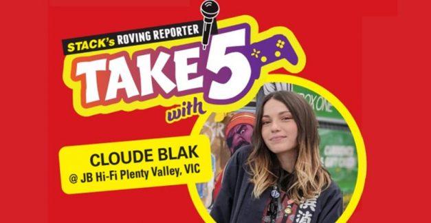 Take 5 games – Cloude Blak at JB Plenty Valley