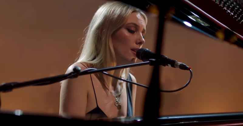 Wolf Alice's 'The Last Man on Earth' is just as amazing live