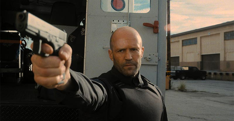 Jason Statham stars in Guy Ritchie's Wrath of Man