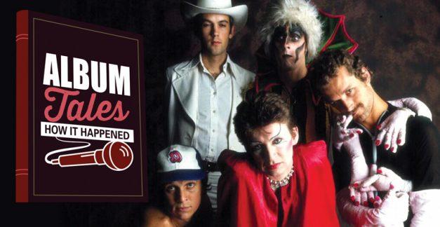 Album Tales: Skyhooks, Living in the 70's (1974)