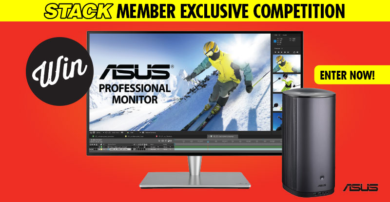 WIN an ASUS ProArt Bundle!