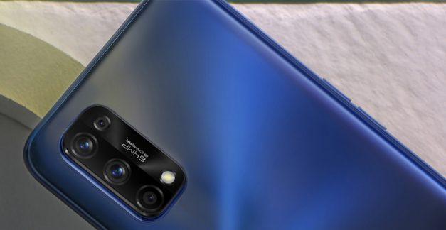realme's splashy new model – realme 7 Pro