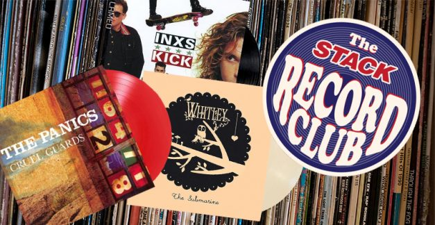 STACK Record Club: The Panics, Nirvana, INXS and more