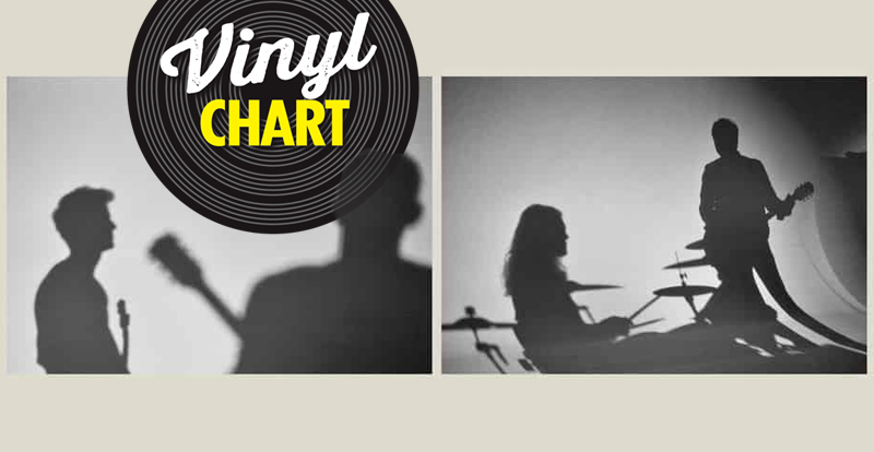 JB's vinyl chart (Mar 5 – Mar 11, 2021)