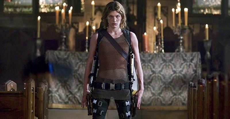 4K April 2021 - Resident Evil: Apocalypse