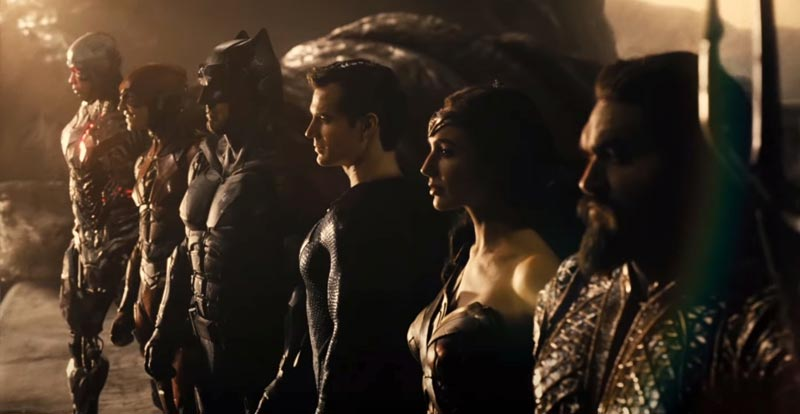 4K May 2021 - Zack Snyder's Justice League